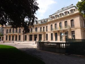 Lavori edili per Palazzo diplomatico a Praga